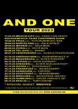 Jadu Weltenbrand Tour 2020