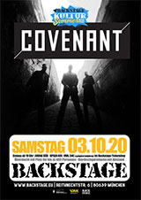 Covenant Backstage München