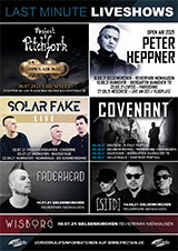 Last Minute LiveShows Sommer Konzerte 2021