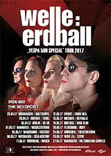 Welle:Erdball VESPA 50N SPECIAL TOUR