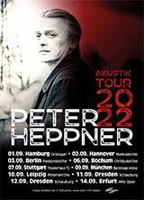 Peter Heppner Akustiktour 2020